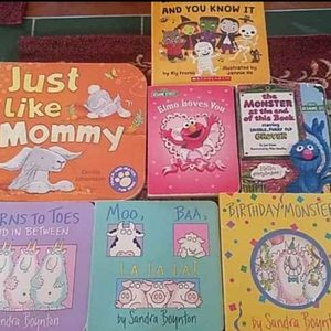 Other - Baby/Toddler Board Book Lot